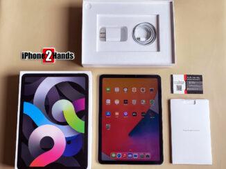 iPad Air 4 สีดำ 64gb Wifi ศูนย์ไทย มือสอง ราคาถูก ประกันยาวๆ 10 เดือน