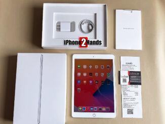 ขาย iPad Gen 8 สี Silver 32gb Wifi ประกันยาวๆ เมษายน 65 ปีหน้าราคาถูก