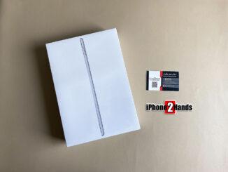 ขาย iPad Gen 8 สี Silver 32gb Wifi ศูนย์ไทย มือ 1 ประกันเต็มๆ 1 ปี ราคาถูก