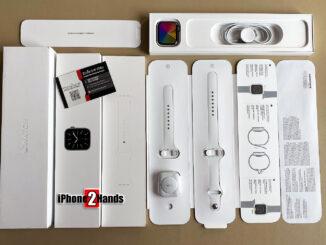 ขาย Apple Watch S6 แสตนเลส ตัวแพง TOP สุด 44MM Cel ศูนย์ไทย อายุ 2 วัน ประกันยาวๆ 12 เดือน ราคาถูก