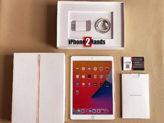 ขาย iPad Gen 8 สีชมพู 32gb Wifi เครื่องศูนย์ไทย อุปกรณ์ครบกล่อง มือสอง ราคาถูก