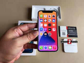 ขาย iPhone 12 Mini สีเขียว 64gb ศูนย์ไทย สภาพนางฟ้า ประกัน 27 กันยา 65 ราคาถูกมาก