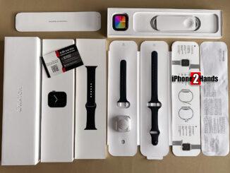 ขาย Apple Watch S6 สีดำ 40MM GPS ศูนย์ไทย ประกันยาวๆ 28 พฤษภา 65 ปีหน้า ราคาถูกมากๆ